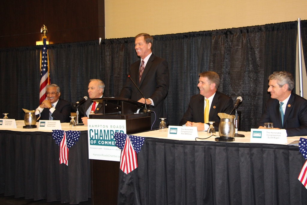 Chamber Hosts U.S. Congressional Forum to Discuss Challenges and Solutions