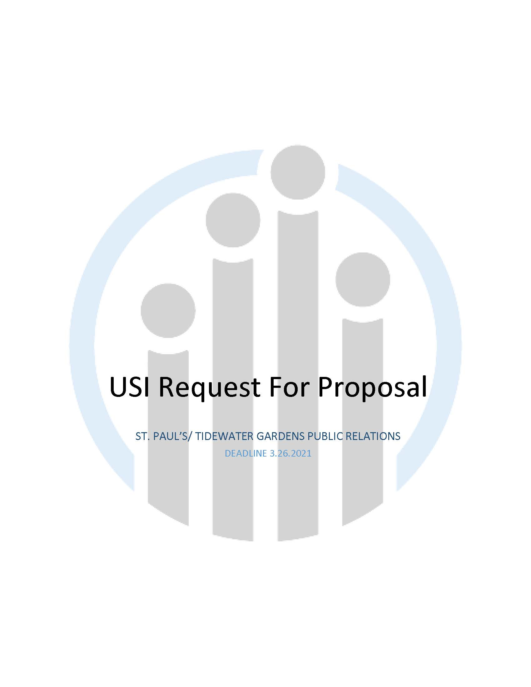 RFP for PR Services