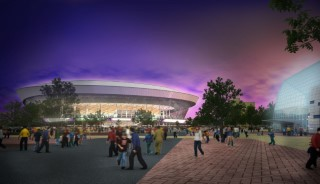 Chamber Leadership Speaks in Support of Arena at Public Hearing