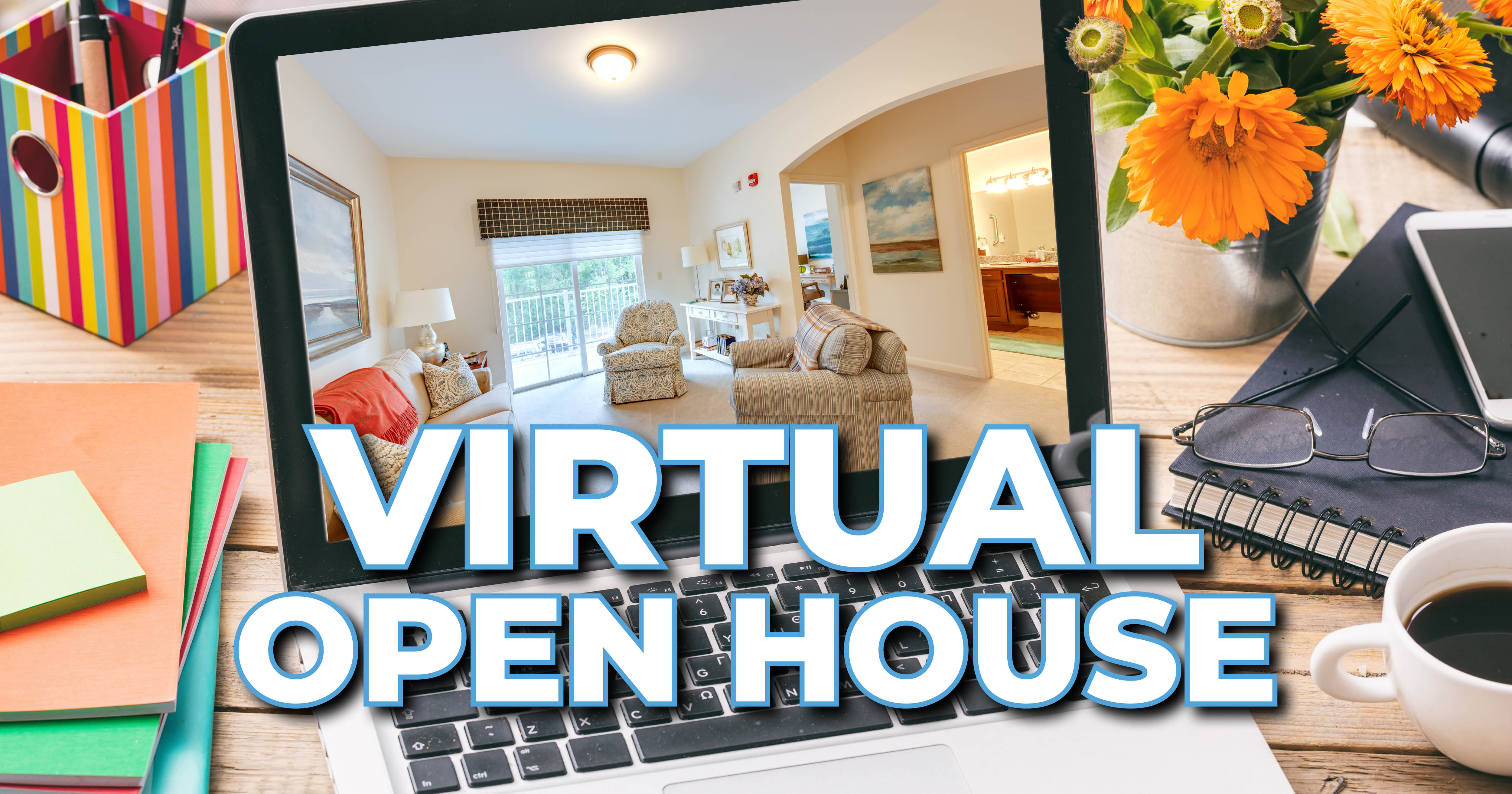 Check out our New Community Virtual Tour