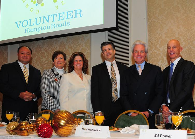 VOLUNTEER Hampton Roads Hosts 2014 Corporate VOLUNTEER Excellence Awards