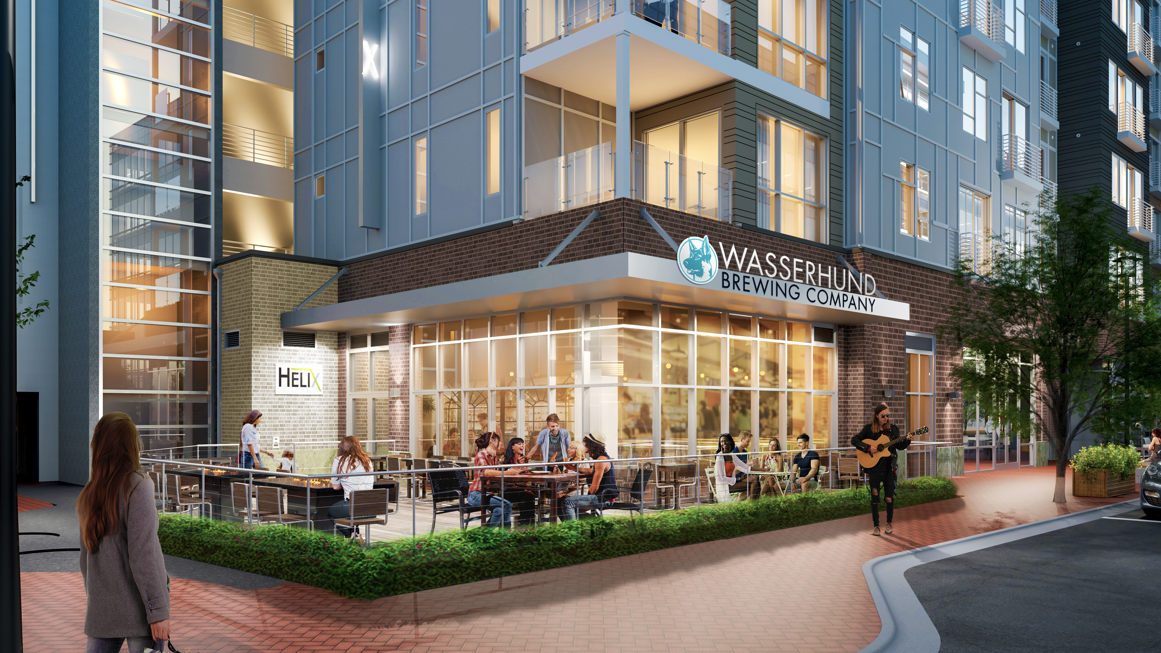 Wasserhund Brewing Company To Open in Summit Pointe