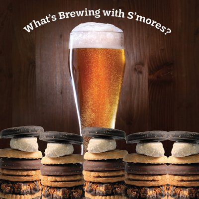 What's Brewing with S'mores?