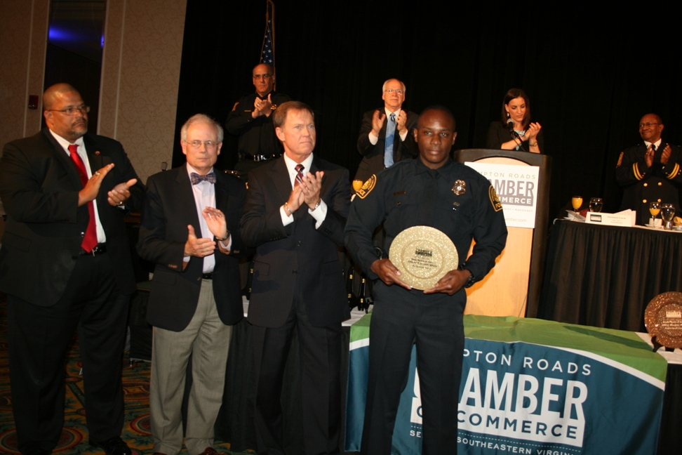 Chamber Honors Local Heroes at Second Annual Valor Awards