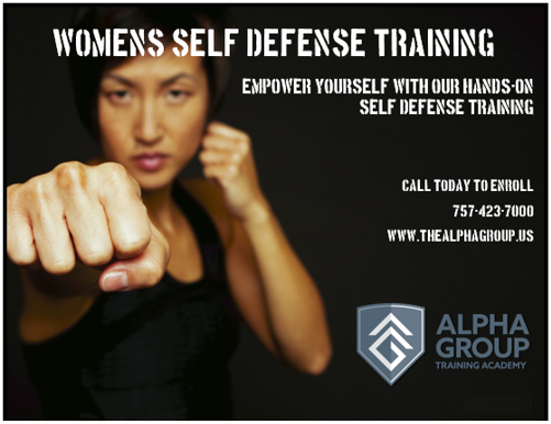 Women's Self Defense Course