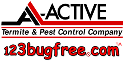 A to Active Termite and Pest Control