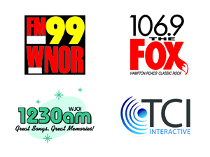 Tidewater Communications: FM99, 106.9 The Fox, WJOI 1230AM