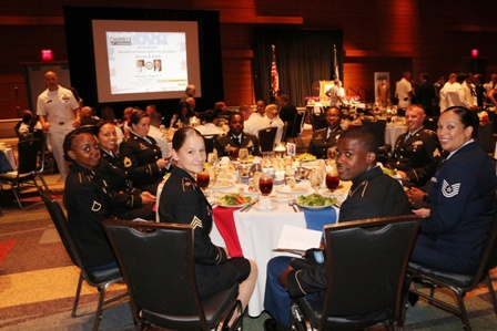 Chamber Hosts 22nd Annual Virginia Beach Armed Forces Awards Luncheon