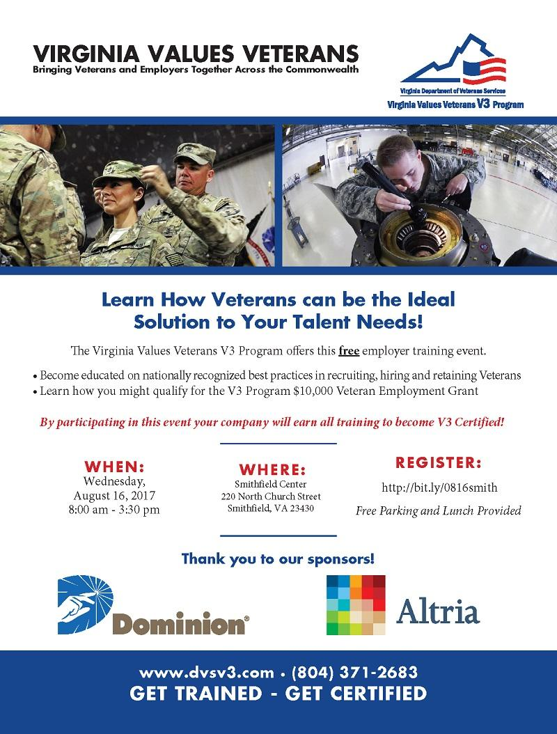 Learn How Veterans Can Be the Ideal Solution to Your Talent Needs