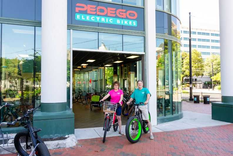 Pedego Norfolk Grand Opening May 31st