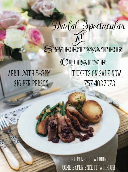 Bridal Spectacular at Sweetwater Cuisine