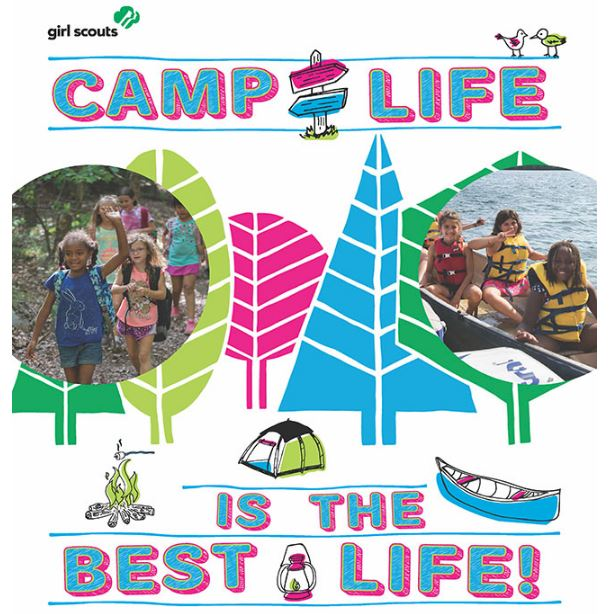 Registration Open for Girl Scout Camp