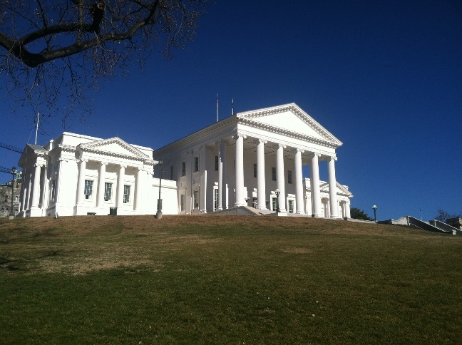2015 Virginia General Assembly Update