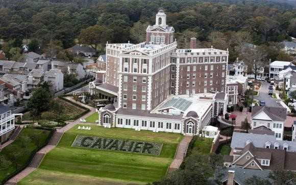 The Cavalier is first Virginia Beach hotel to receive prestigious AAA rating