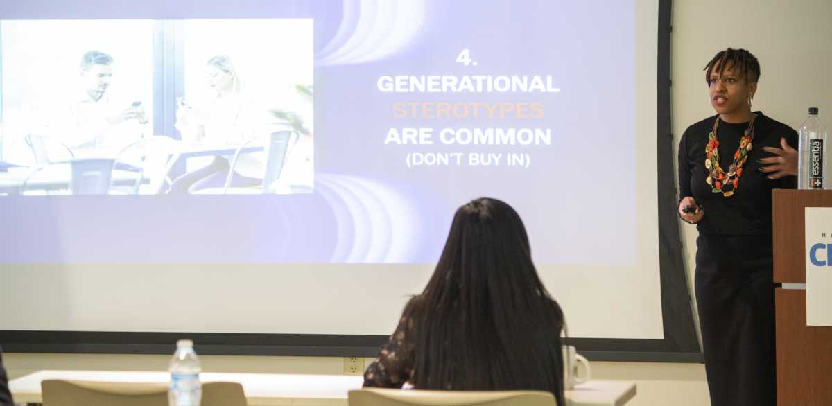 Chamber Education Series: Navigating the Future Through A Generational Lense