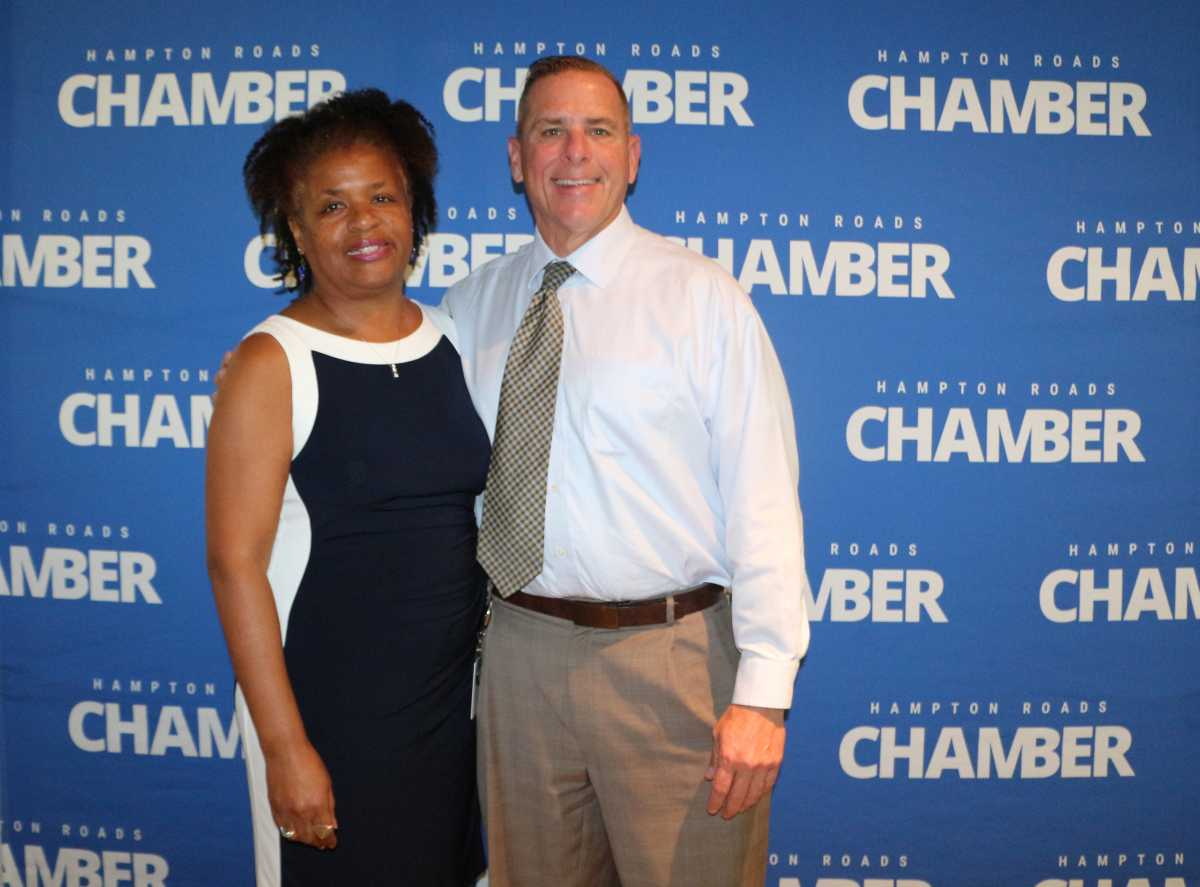 Top 10 Human Resources Issues with Maria Watkins and Dave Johnson at Chamber Education Series