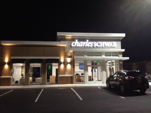 New Charles Schwab Branch Grand Opening Reception