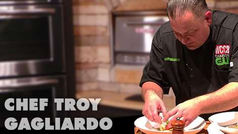 Daniel's Grace Charitable Foundation Presents Chef Troy Gagliardo's Table