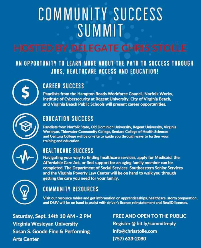 Community Success Summit