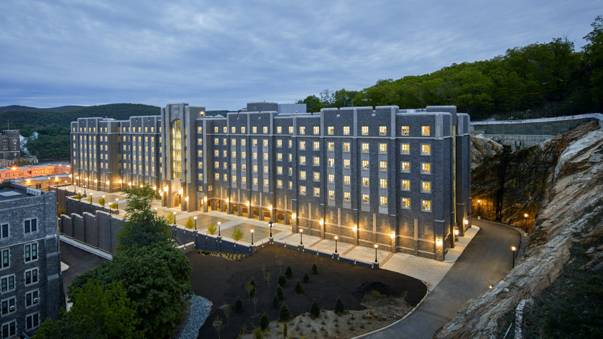 Clark Nexsen Receives National Recognition for Davis Barracks at West Point