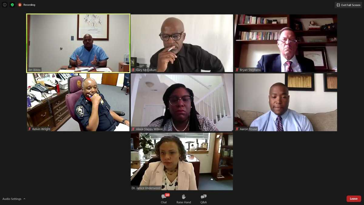 Diversity, Equity, and Inclusion Virtual Forum