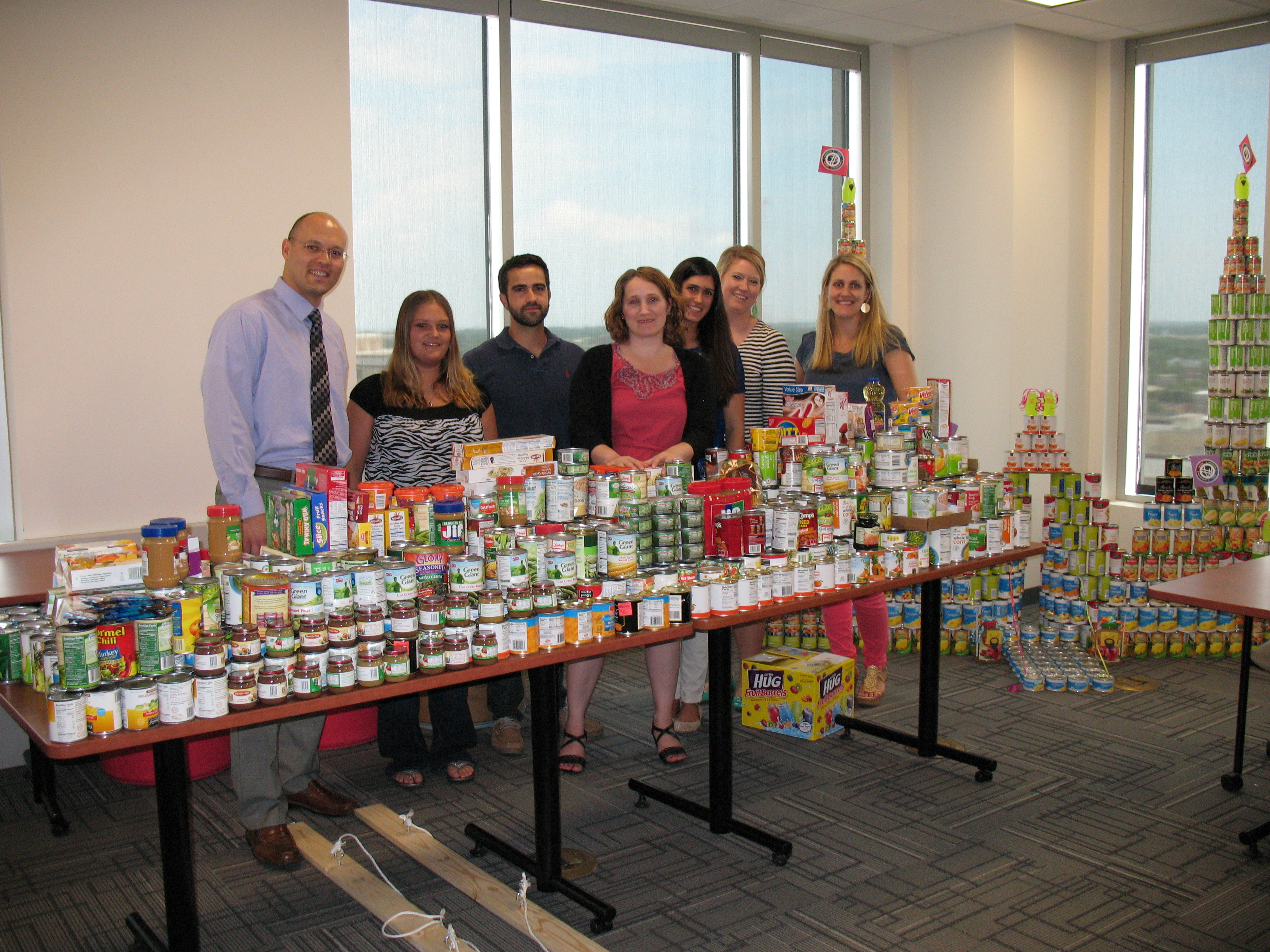 Dixon Hughes Goodman LLP Donates More Than 431,000 Pounds of Food to Food Banks