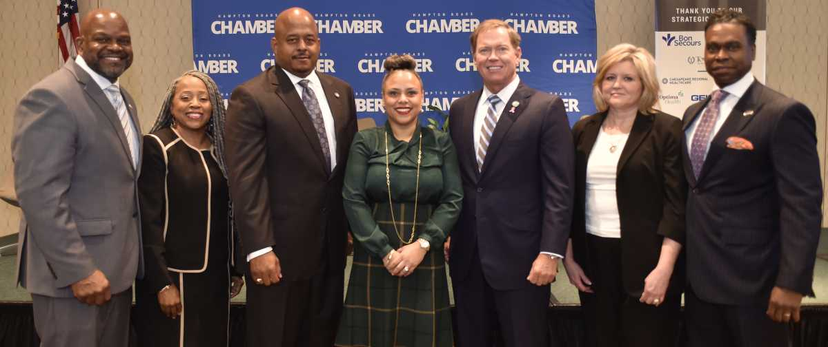 Hampton Roads Chamber Hosts Diversity and Inclusion in Business Forum