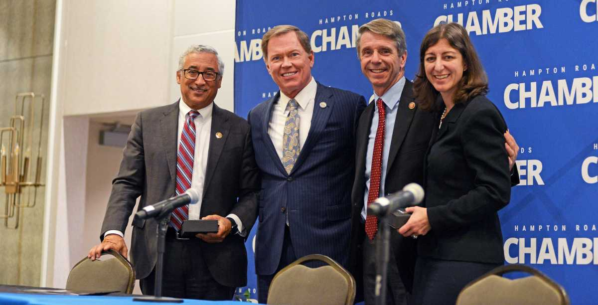 Hampton Roads Chamber Hosts Congressional Forum