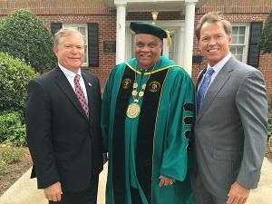 The Hampton Roads Chamber congratulates Norfolk State University President Eddie Moore Jr. on his inauguration.