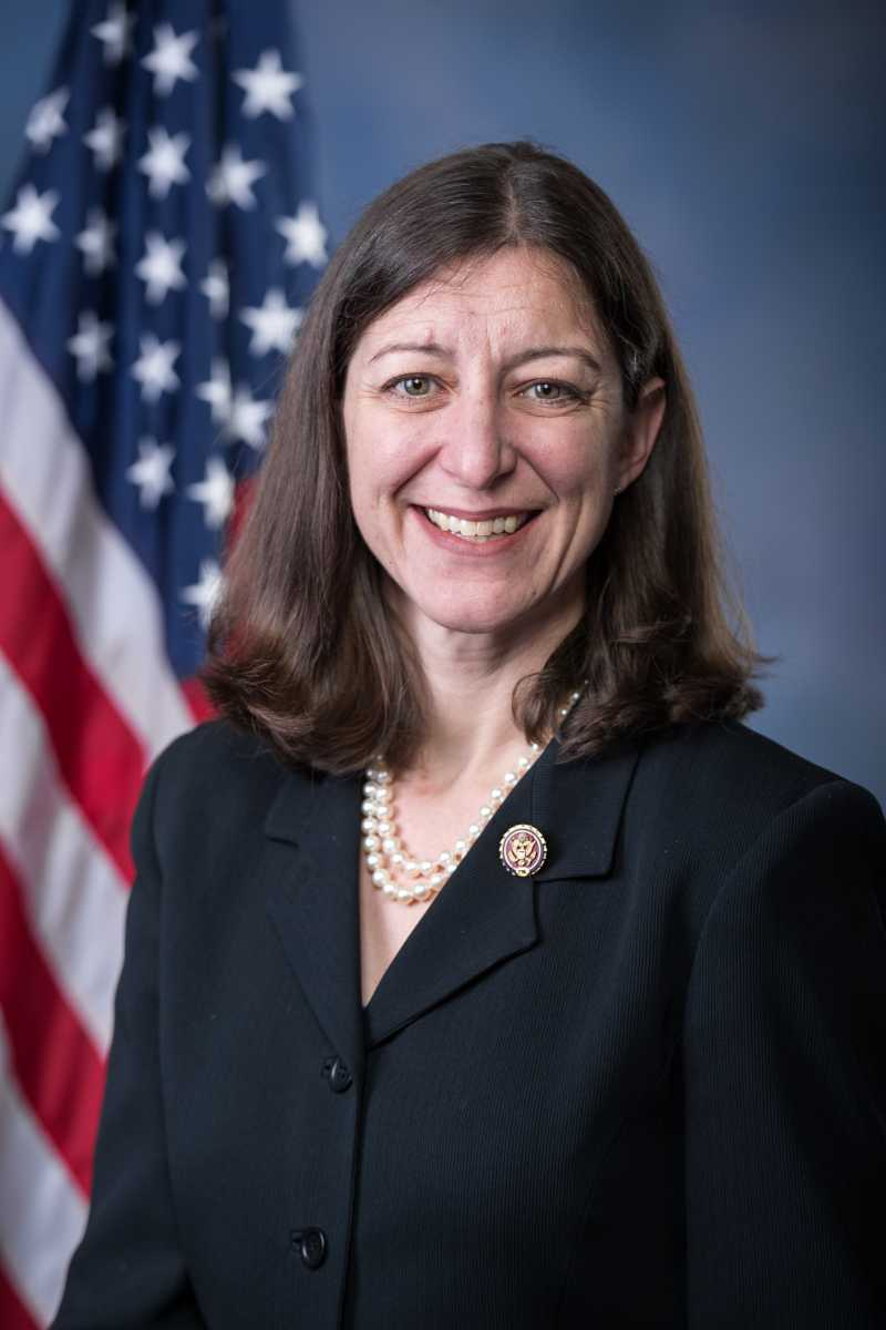 A Conversation with Congresswoman Elaine Luria