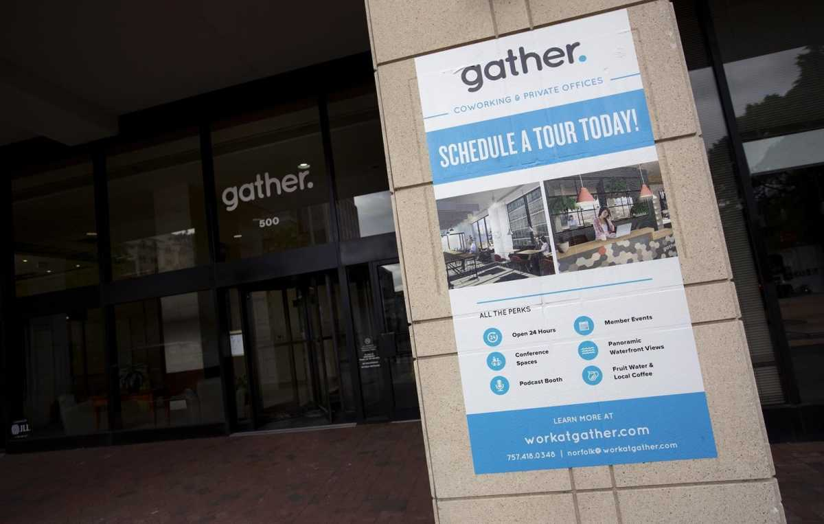 Gather Grand Opening in Newport News