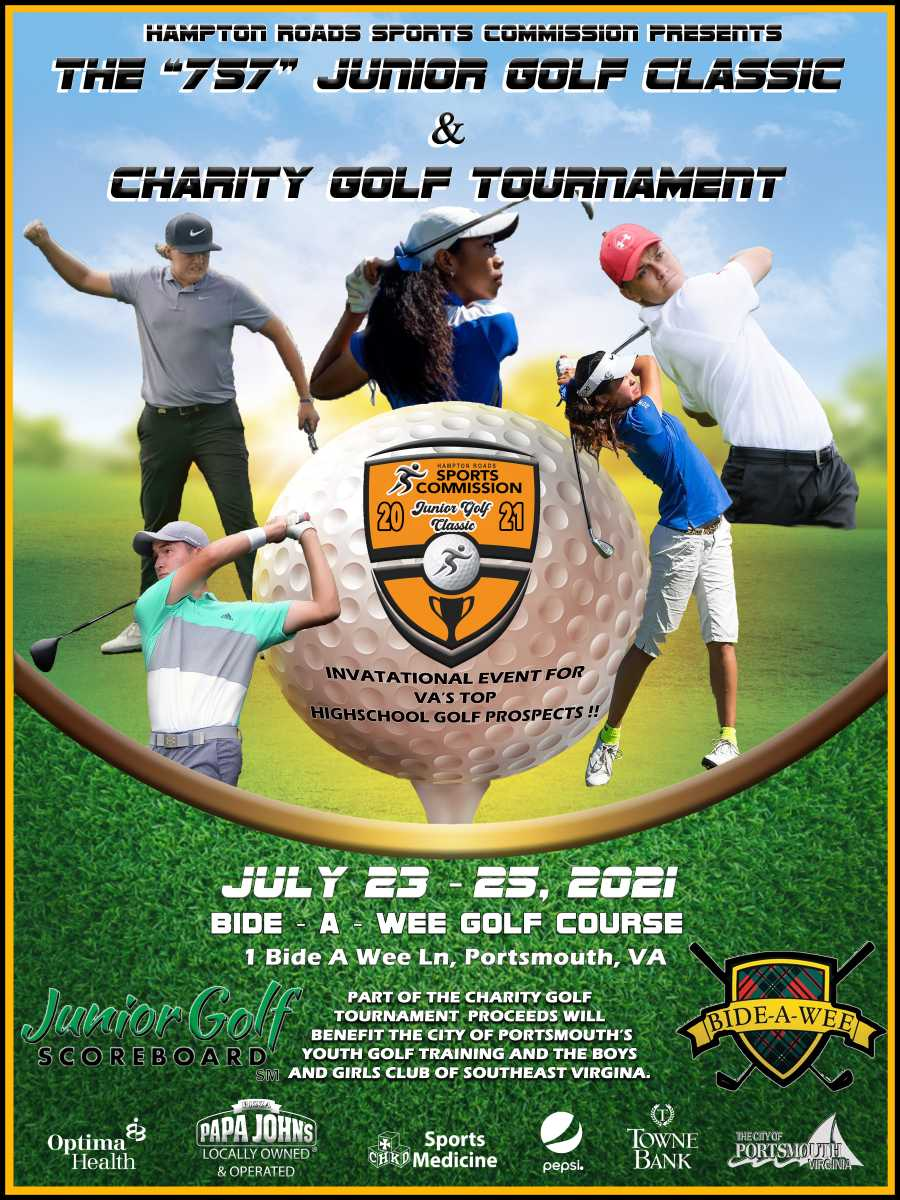 "The ""757"" Junior Golf Classic & Charity Golf Tournament"