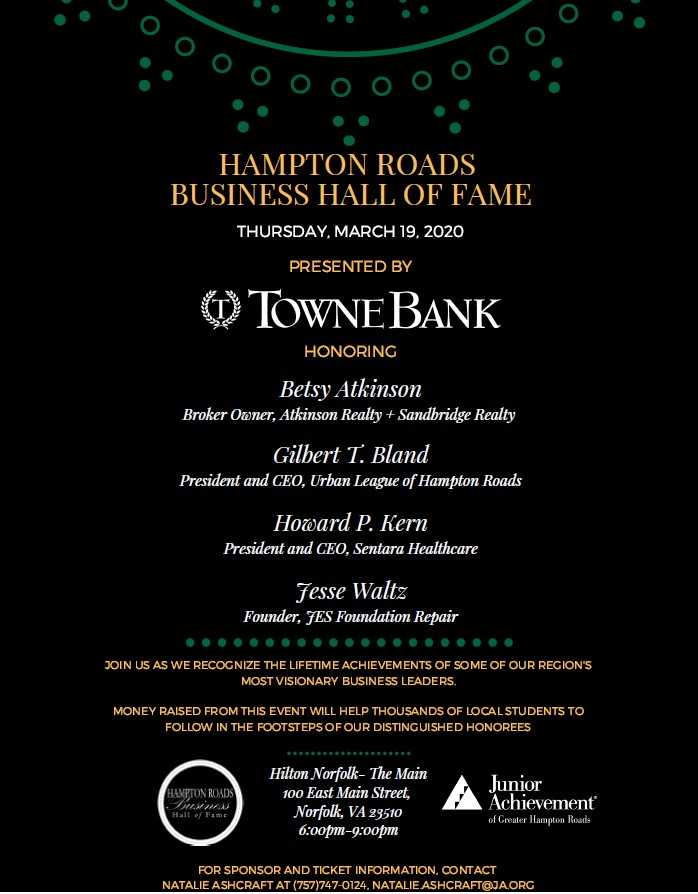 Hampton Roads Business Hall of Fame