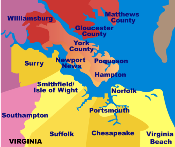 Hampton Roads Task Force Ponders Region's Name and Identity