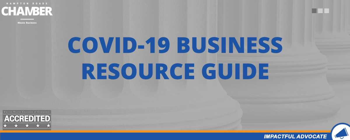 COVID-19 Business Resource Guide