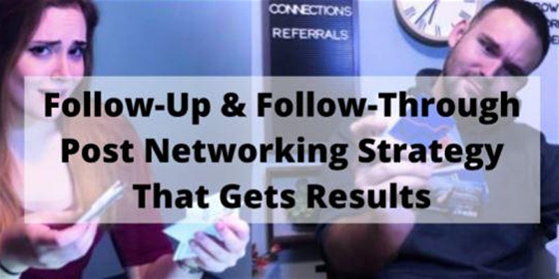 Post Networking Strategy That Gets Results