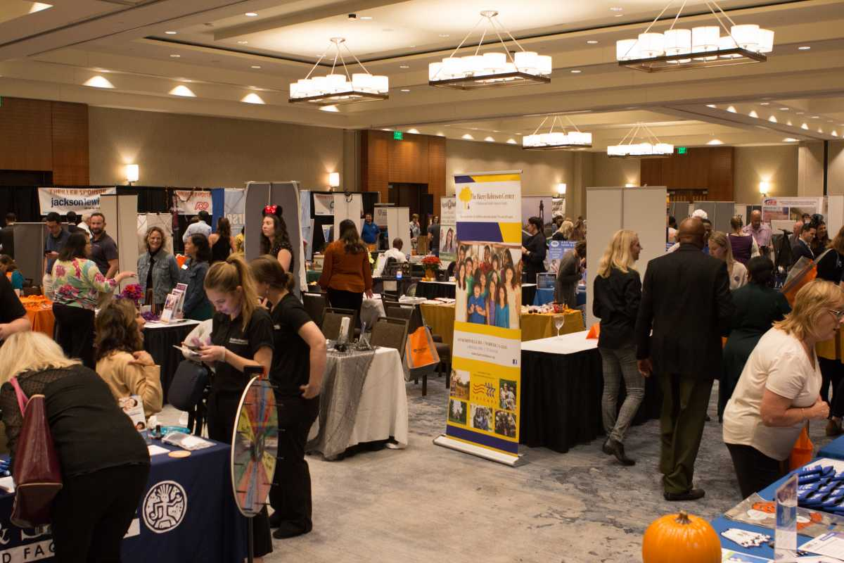 7th Annual Mega Mixer & Business Showcase A Success