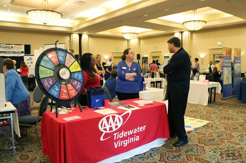 Hampton Roads Chamber Suffolk B2B Expo