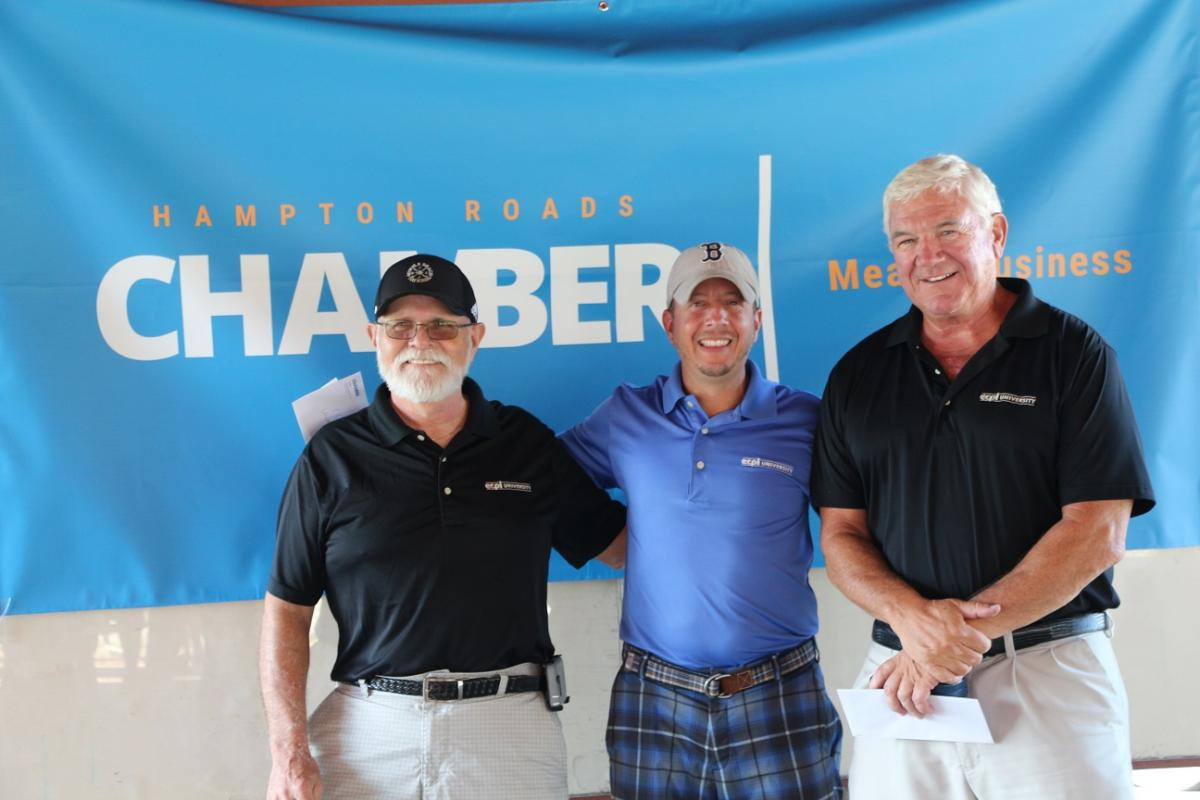 Wounded Warrior Golf Outing Connects Business Leaders