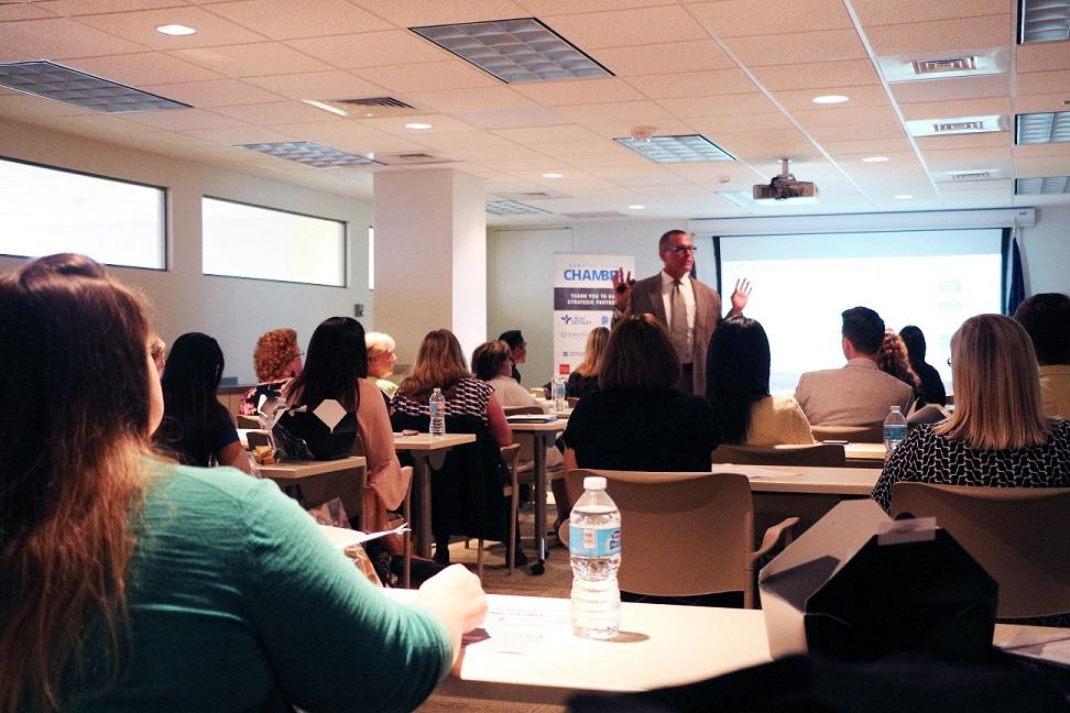 Hampton Roads Chamber Education Series Explores Effective Human Resources Procedures