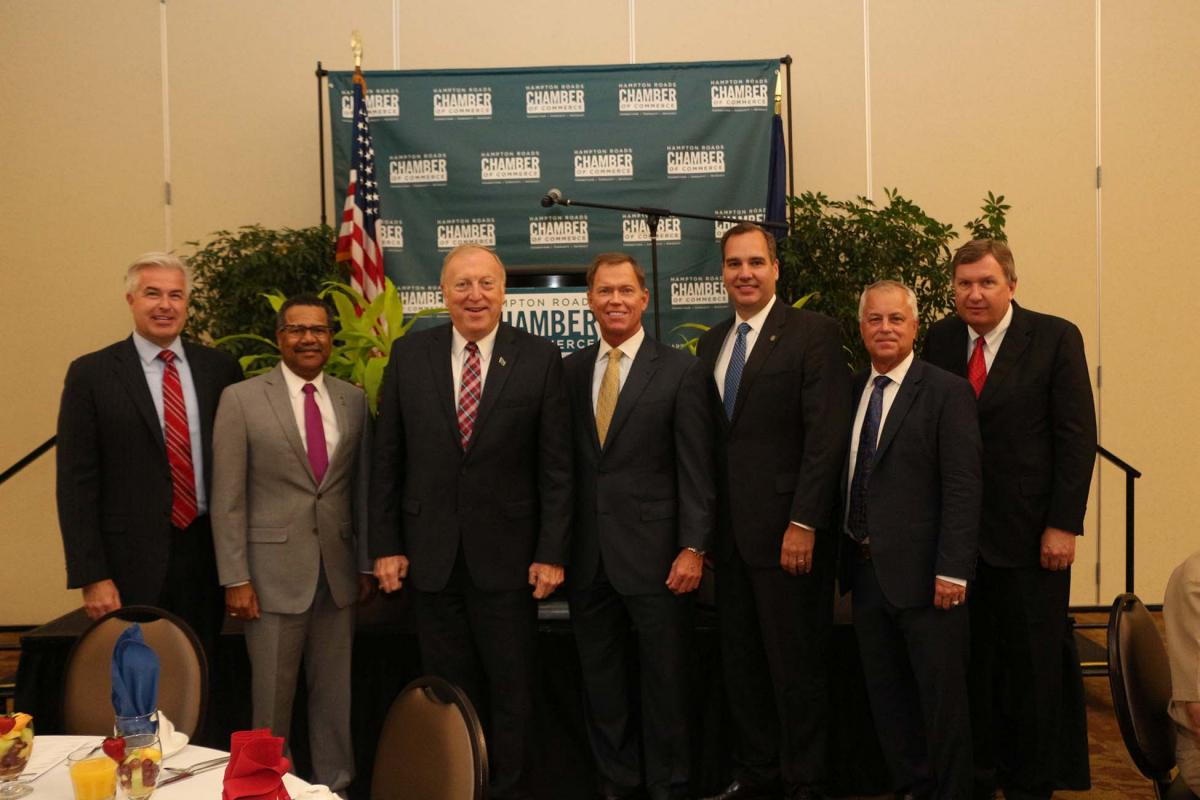 Hampton Roads Chamber of Commerce Hosts Department of Defense Forum