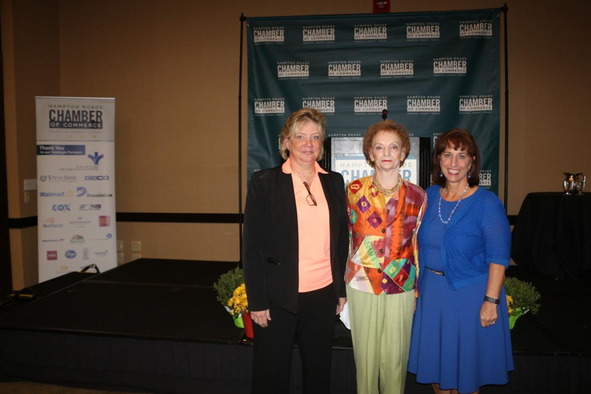 Professional Women's Leadership Luncheon- Micky Nye