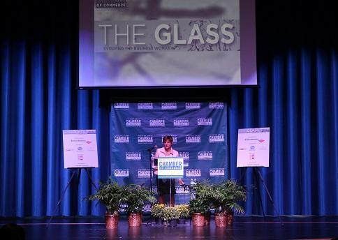 Helen Dragas Delivers Keynote Address at The Glass: Evolving the Business Woman