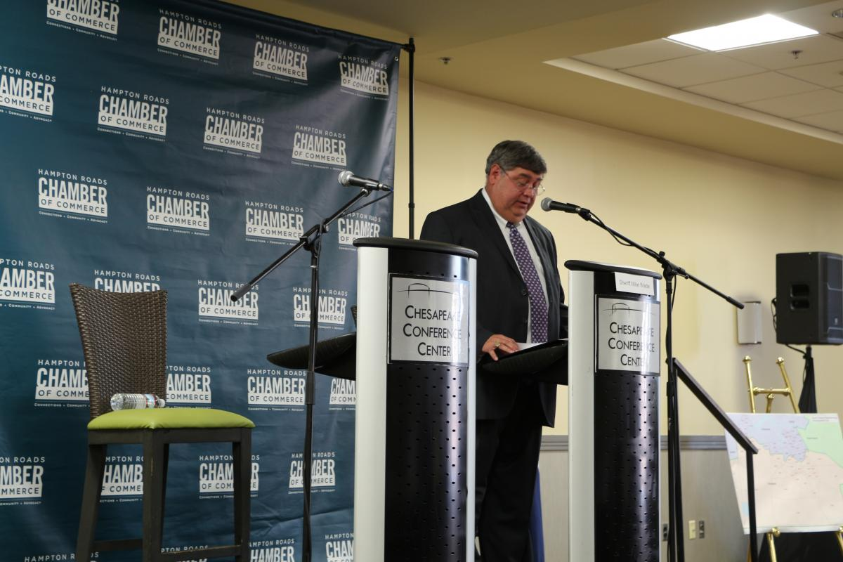 Chamber Presents Congressional Forum for 4th District