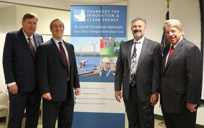 Hampton Roads Chamber, Senator, and Military Eye the Clean Energy Opportunity