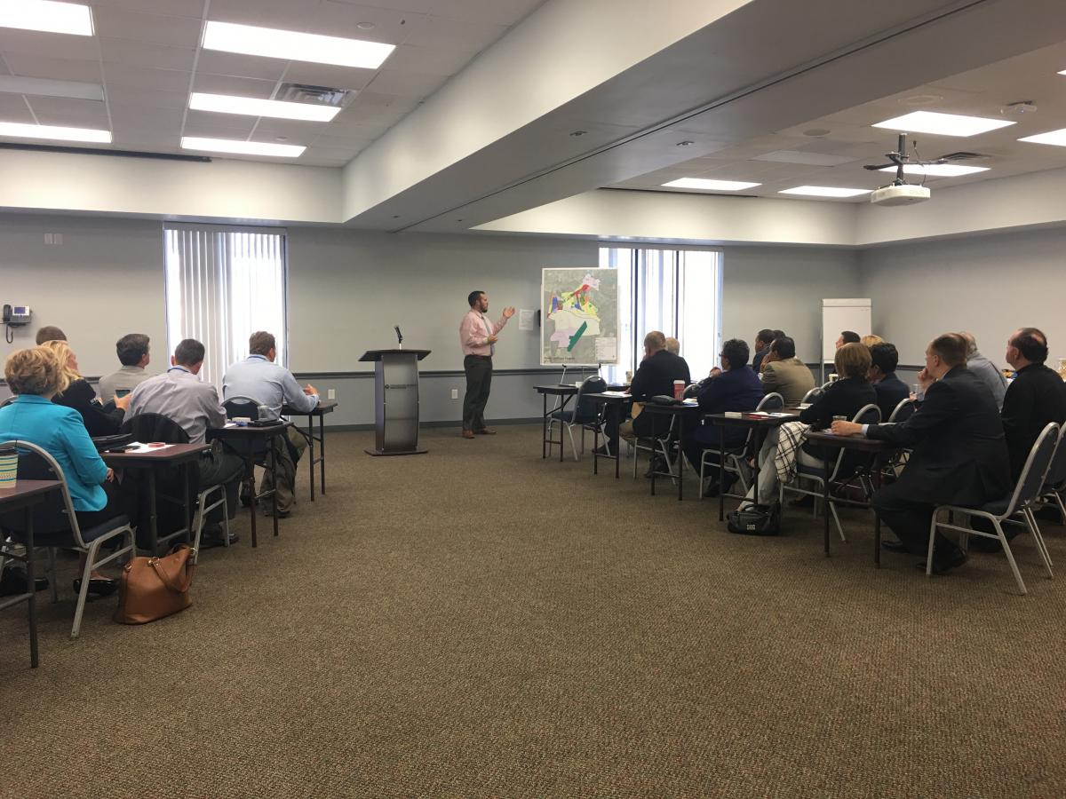Chesapeake Division Discuss Proper Development Opportunities in Southern Chesapeake