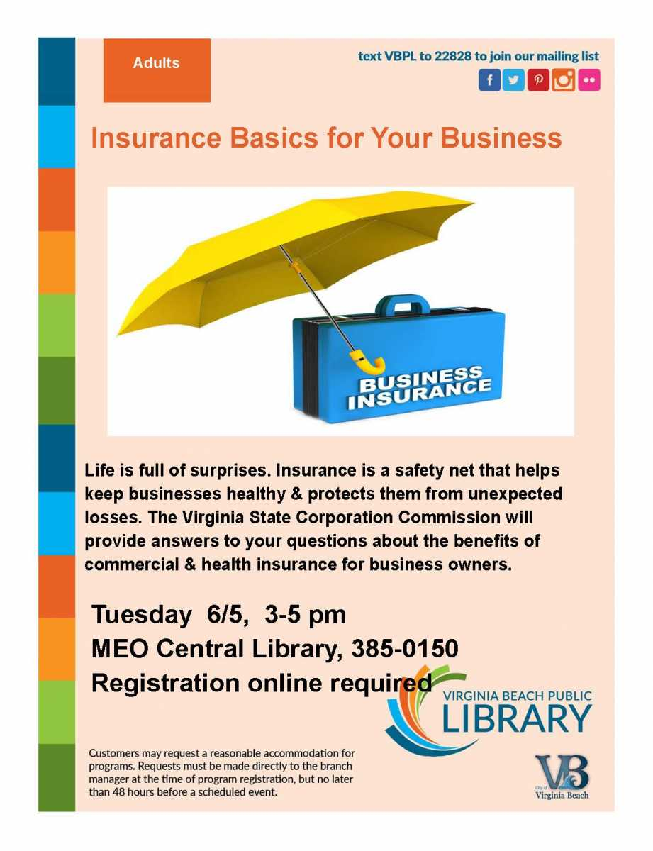 Insurance Basics for Your Business