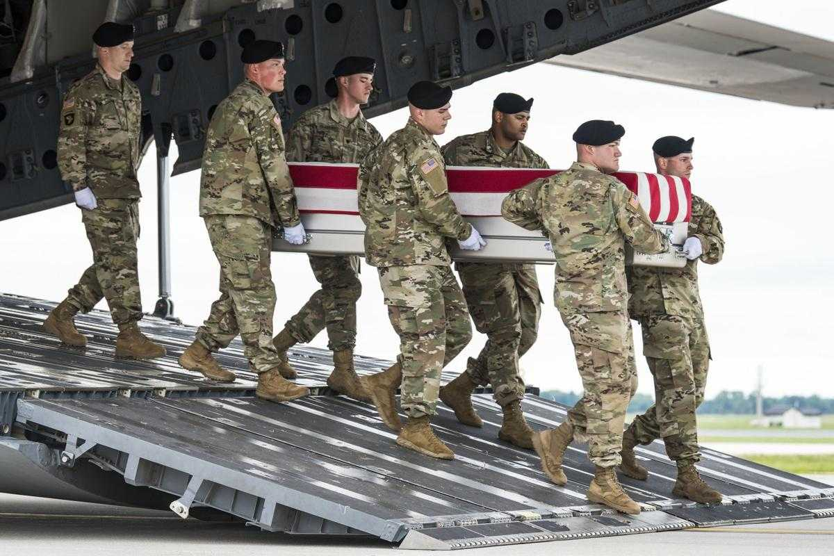 Virginia Beach company gets contract to process tech of fallen service members
