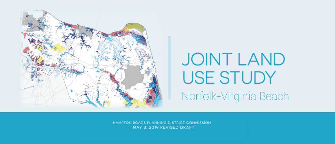 Hampton Roads Region- Norfolk and Virginia Beach Joint Land Use Study (JLUS)