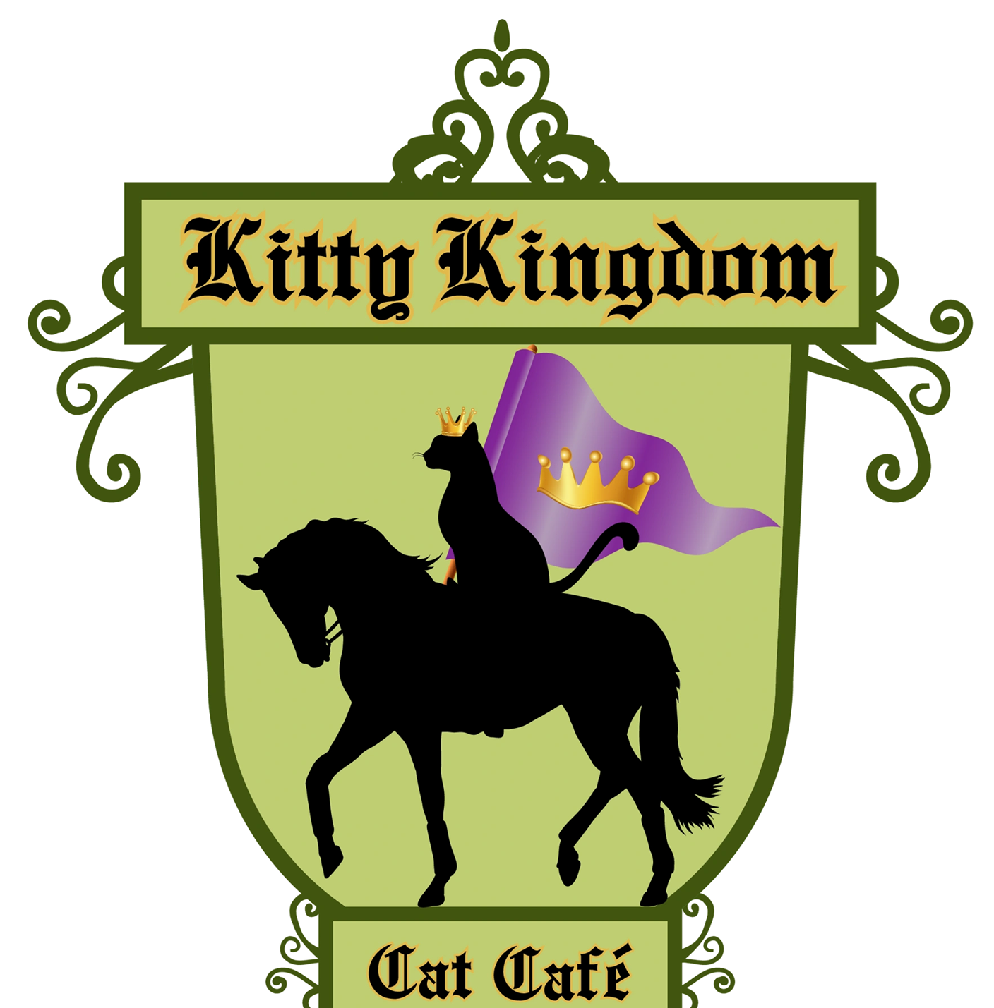 Introducing Kitty Kingdom Cat Cafe
